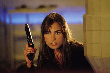 Jordana Brewster as Lucy Diamond